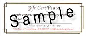 Gift Certificate regular